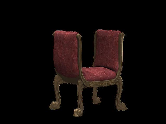 historická stolička