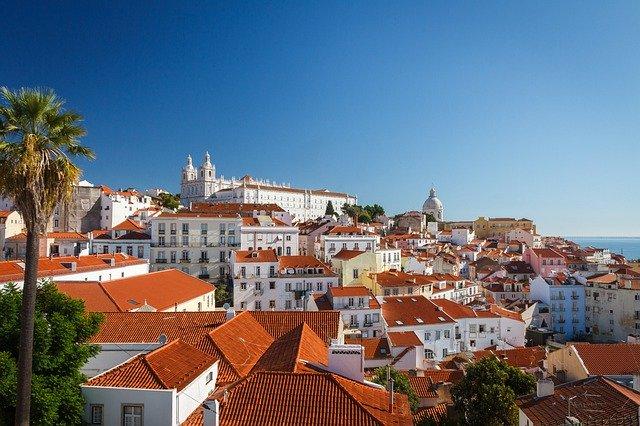 mesto Lisabon