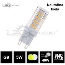 led-ziarovka-g9-230v-5w-neutralna-biela